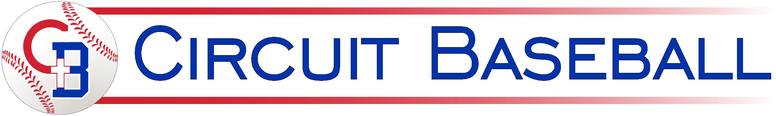 Circuit Baseball Title Logo
