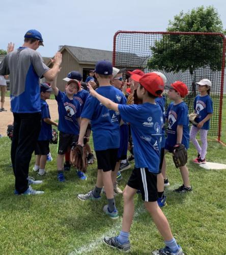 Group Circuit Baseball